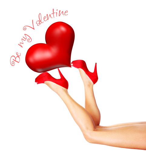 valentine's day with room service escorts