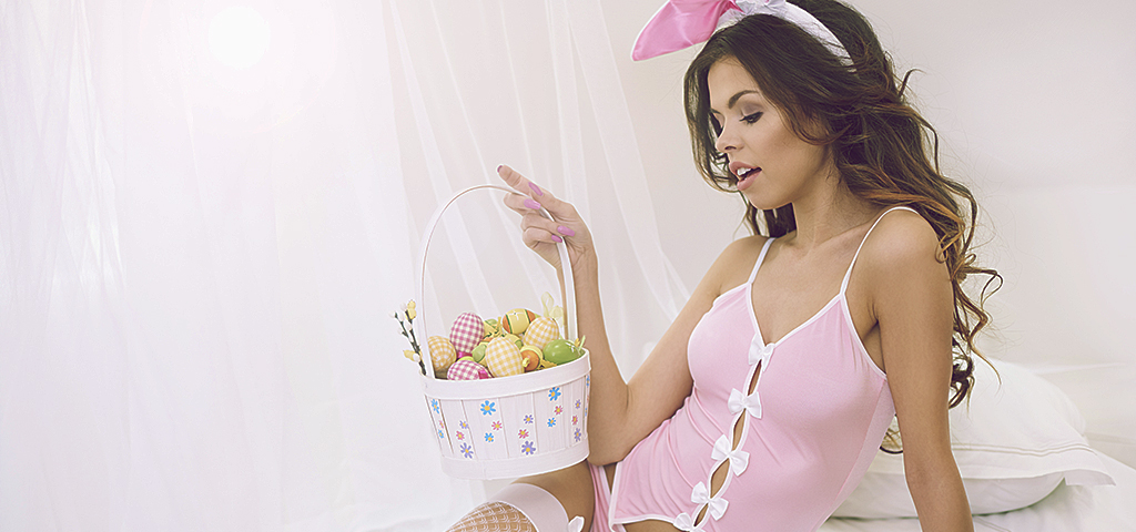 happy sexy easter