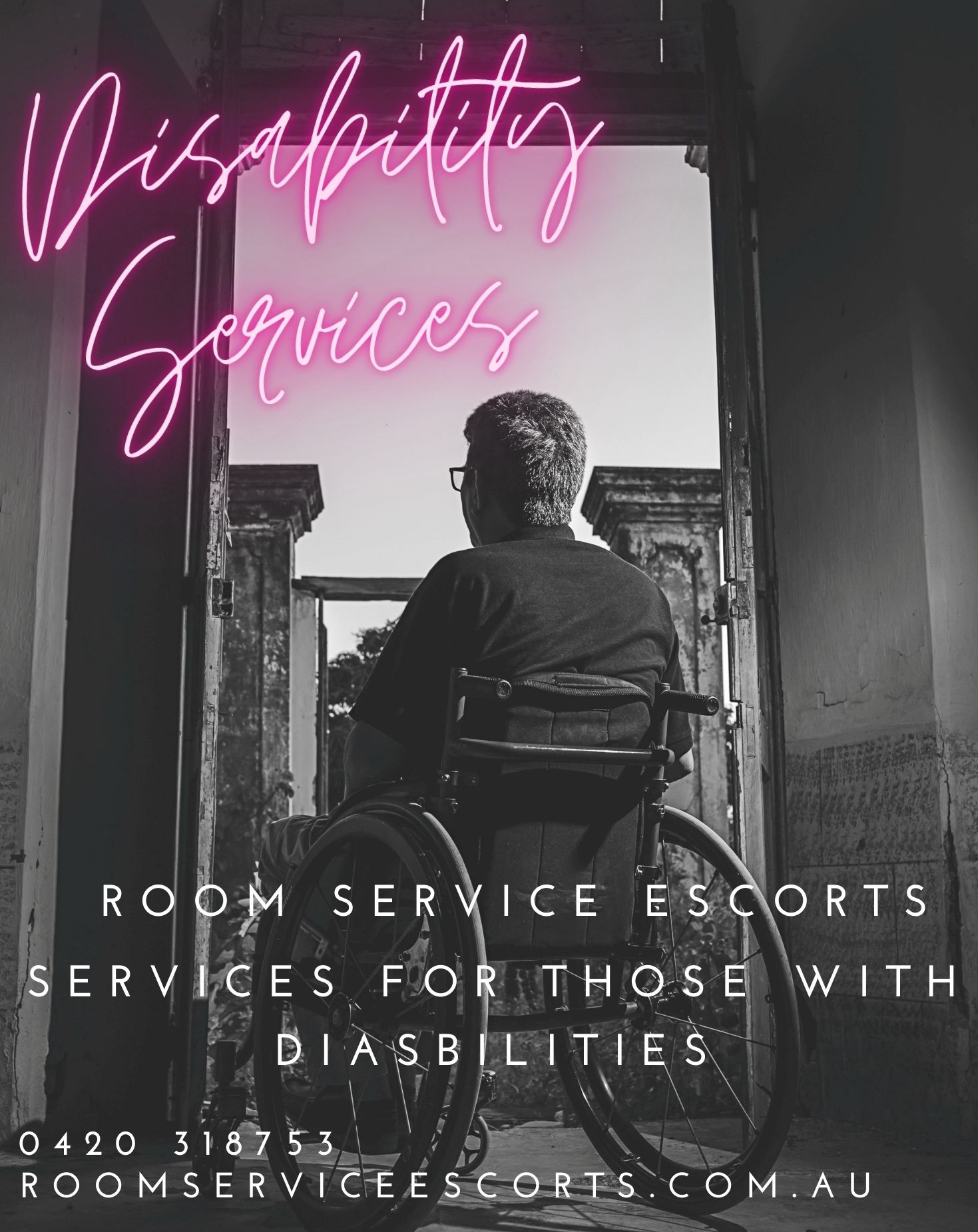 escorts in sydney for disabled