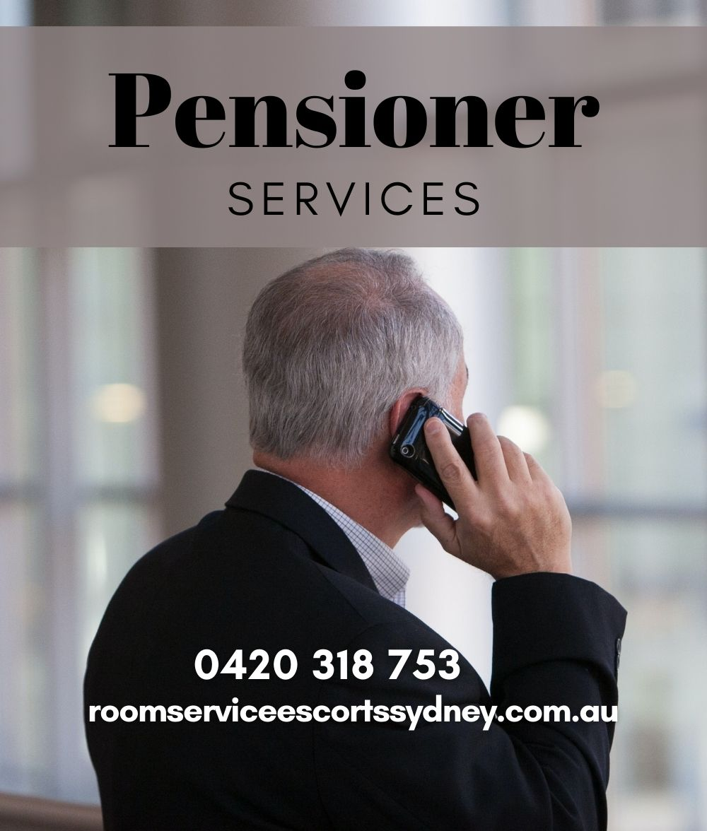 pensioners sydney escort services
